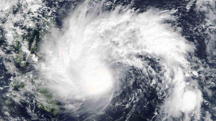 В штате Флорида свирепствует ураган «Майкл», жертвой которого уже стал один человек