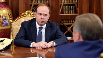 Антон Вайно назначен главой администрации президента
