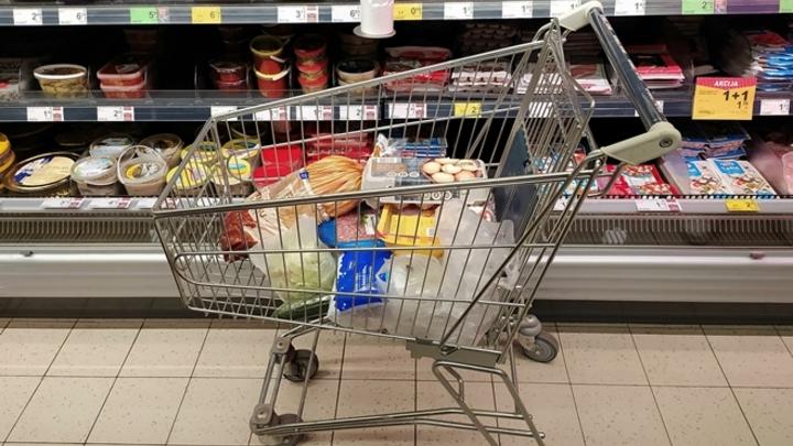За неделю в Кузбассе подорожали овощи и сливочное масло