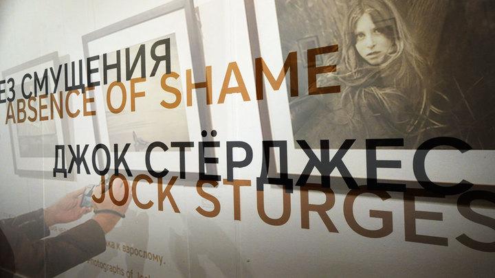 Выставка Стерджеса: В России культурный иммунитет против педофилии