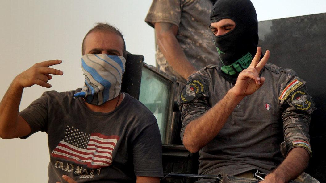 Битва за Мосул: США решили взять гран-при в Ираке