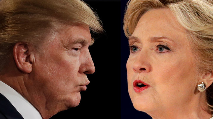 Дебаты в США: Трамп снова победил, победительницей вновь объявлена Клинтон