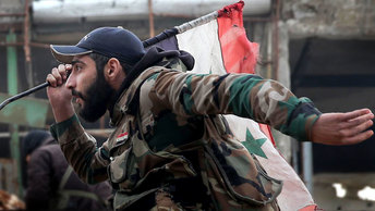 Алеппо освобожден!