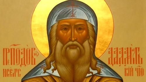 Преподобный Далмат Исетский