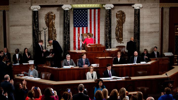 Просто трата времени законодателей: В Конгрессе раскритиковали выступление Мнучина о снятии санкций с En+, Русал и Евросибэнерго
