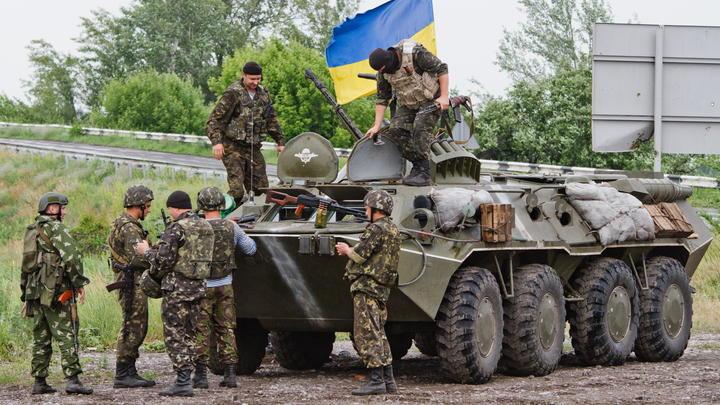 Киев приготовился отражать «вторжение России» в Одесскую область