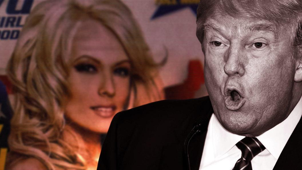 Суд отложил рассмотрение иска порноактрисы кТрампу натри месяца