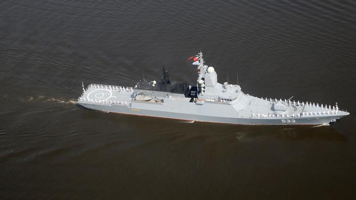 Китайский эксперт восхитился российскими моряками: Прекрасно обучены и очень отважны