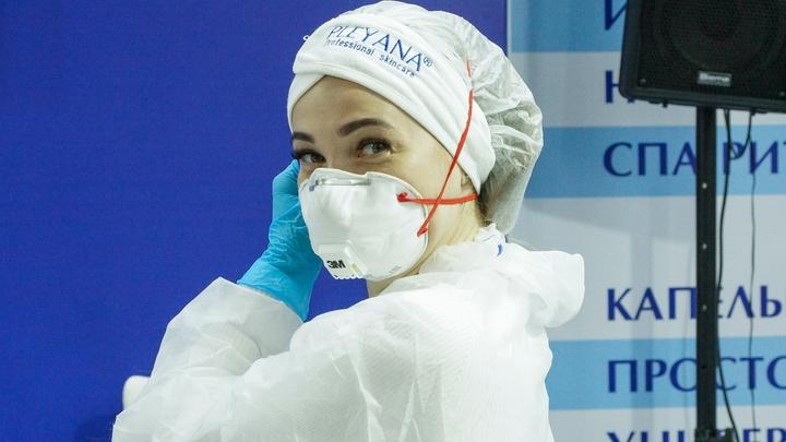 Коронавирус в Ленобласти на 2 марта: всплеск заболеваемости и благодарность медикам-женщинам