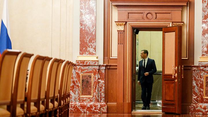 Отставка правительства запустит режим ликвидации «Единой России»?