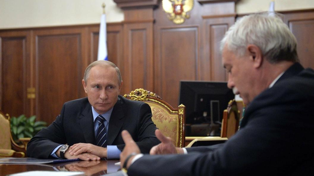 Уплотнительная застройка в Петербурге вызвала удивление Путина