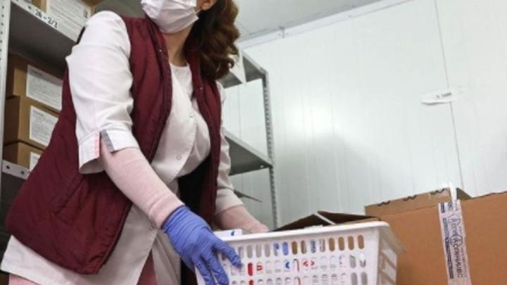 В Екатеринбурге закончилась вакцина от коронавируса