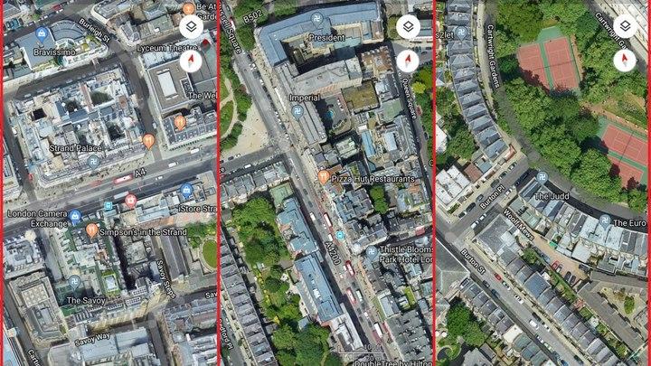 Пользователи Google жалуются на свастику, заполонившую карты сервиса