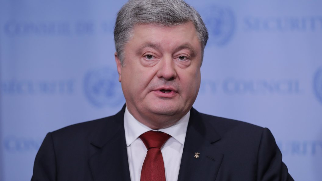 Порошенко подписал указ о сопротивлении «информационной агрессии» РФ