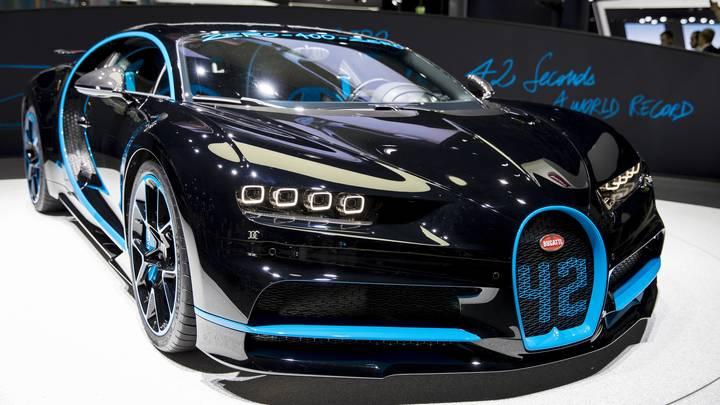 Тщеславие на колесах: Покупатель из России приобрел гиперкар Bugatti Chiron за 3,5 миллиона евро