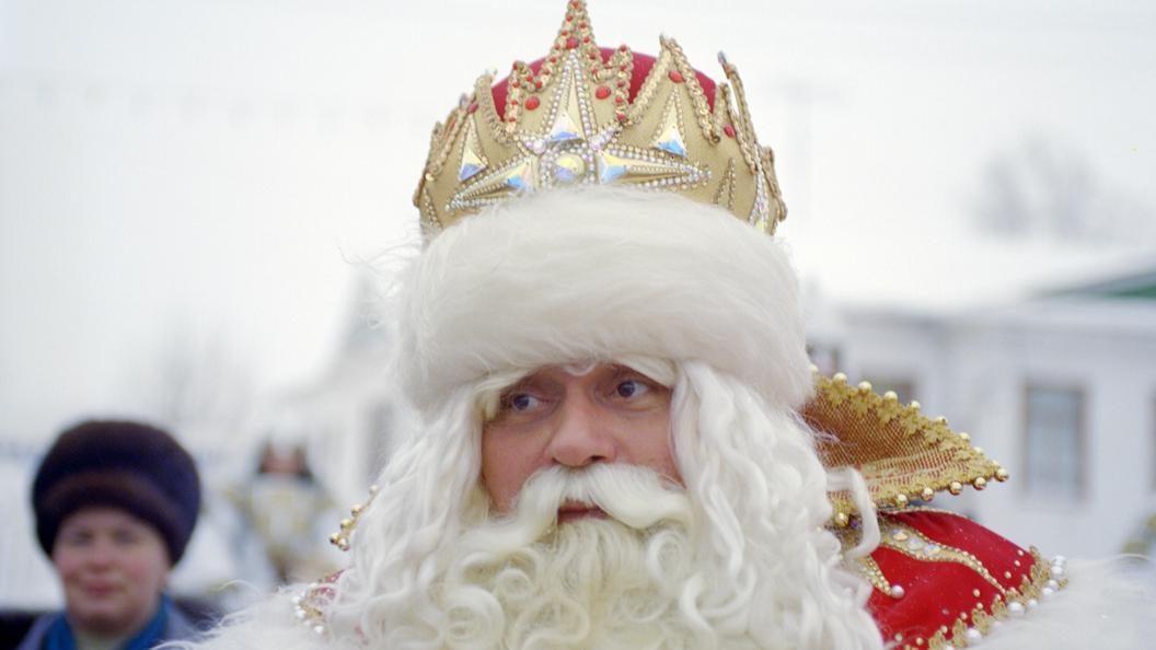 Дед Мороз поздравил зрителей Царьграда: Пусть в домах ваших царят тепло и уют