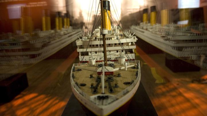 Новое столкновение — спустя 107 лет: Правительство США обвинили в сокрытии фактов о Титанике