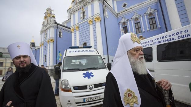 Церковное рейдерство и Томос 2.0: Лжепатриарх Филарет раскрыл правду об автокефалии ПЦУ
