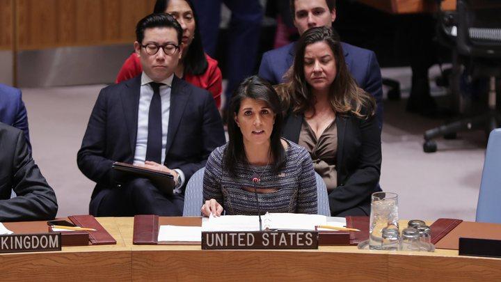 В ООН щелкнули по носу США, заказавшие революцию в Иране