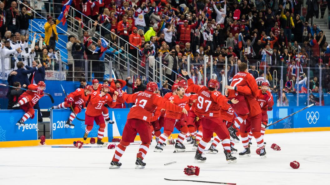прямо фото победа в хоккее это чистая