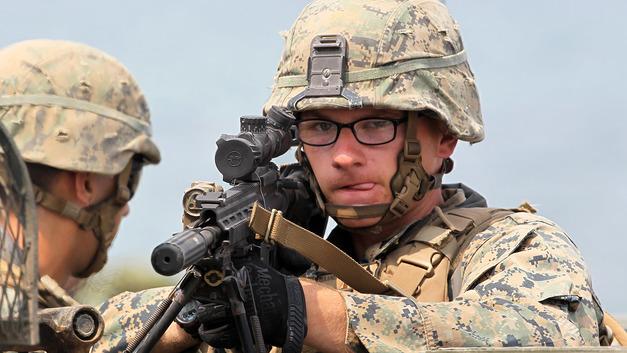 Американский спецназ попал в смертельную ловушку в Сомали