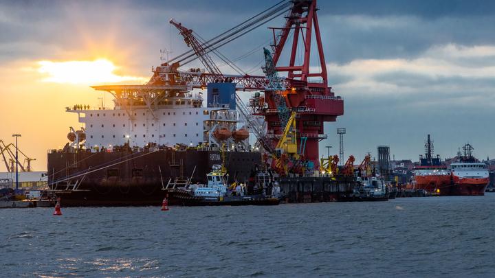 Байден, введи санкции: В Европарламенте истерика из-за строительства Северного потока - 2