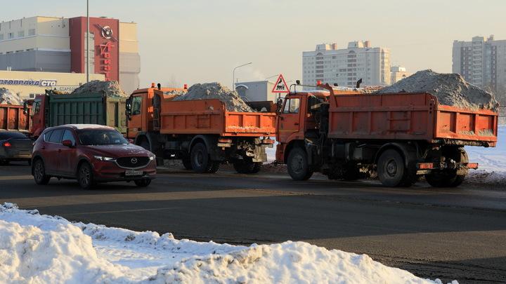 КАМАЗ поставит коммунальную технику для Нижнего Новгорода