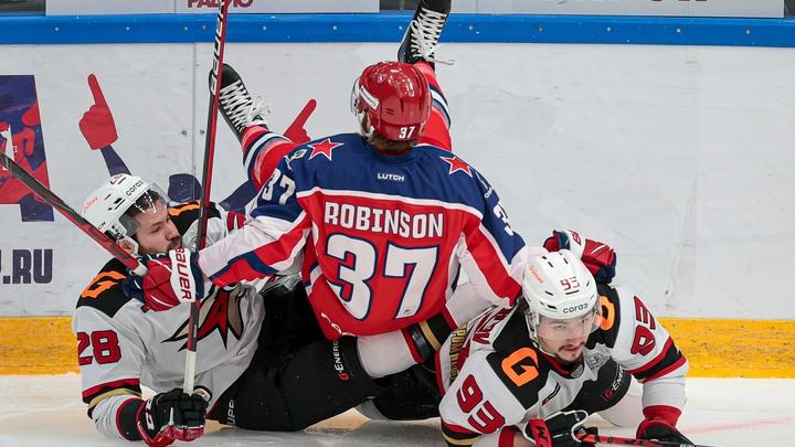 Назван лучший хоккеист сборной России в матче со Швейцарией