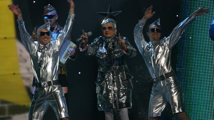 Власти Украины выставили условия Сердючке, готовой начистить звезду для участия в Евровидении