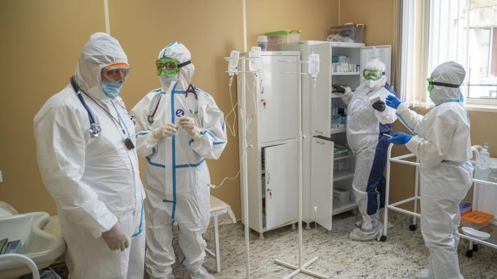 В Петербурге третий стационар-тысячник выводят из режима работы с больными коронавирусом