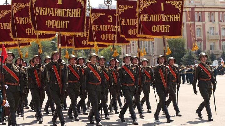 Репетиции парада ко Дню Победы в Ростове-на-Дону: Когда и какие улицы перекроют для автомобилей