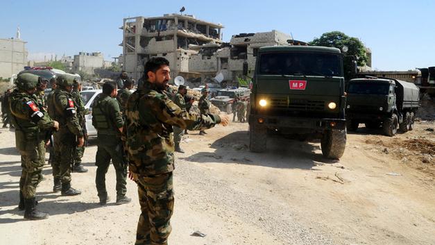 Новый скандал в Сирии: Русские не убили американцев. Их обвинили в трусости