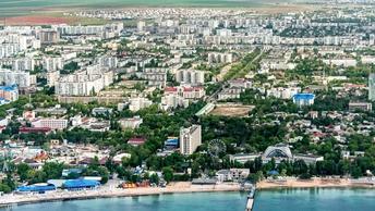Виноват дизайнер: Киевский телеканал, забывший включить Крым в состав Украины, нашел крайнего
