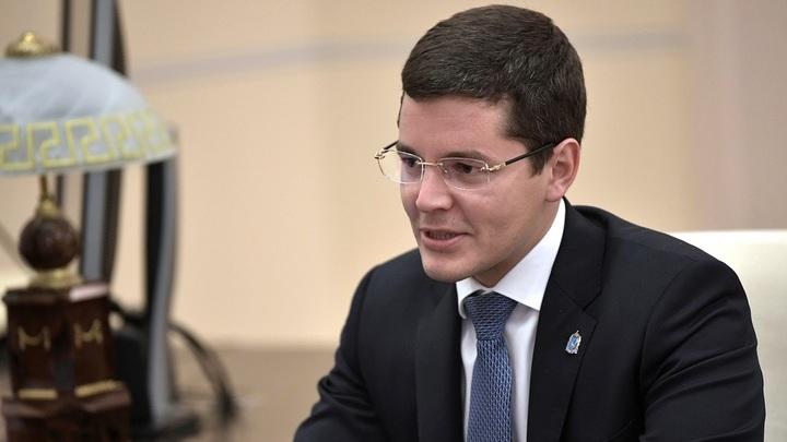 На что способен самый молодой губернатор России
