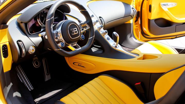 Преодолевая скорость: Компания Bugatti установила мировой рекорд