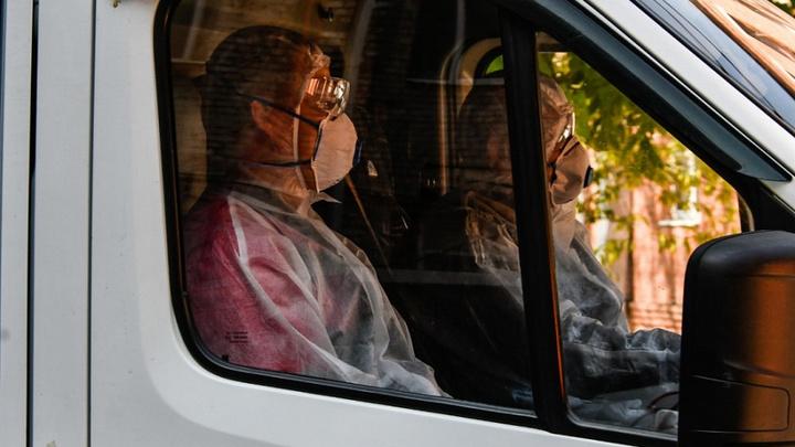 На Кубани скончались еще пять человек с коронавирусом