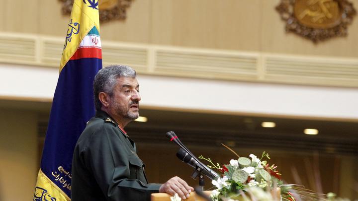 Иран призвал США убрать свои военные базы, а потом уже говорить о санкциях