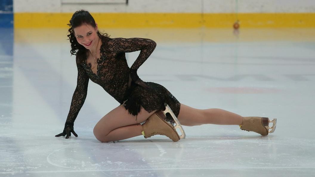 Чемпионка Липницкая эмоционально отреагировала на слухи о своей беременности