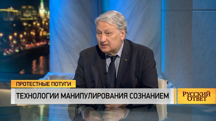 Решетников: Пешек с Тверской надо отправлять на Донбасс, чтобы они поняли, к чему приводят революции