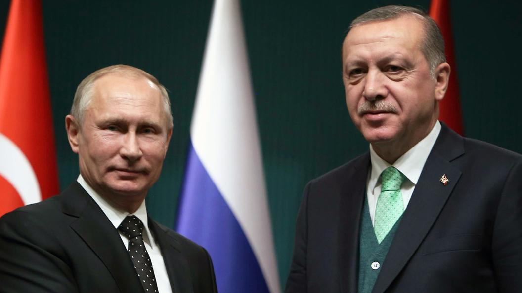 Визит Путина в Анкару: Россия помоет сапоги в Средиземном море