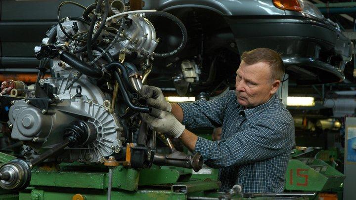 АвтоВАЗ отзывает более двух тысяч Шевроле-Нива для герметизации бензобака