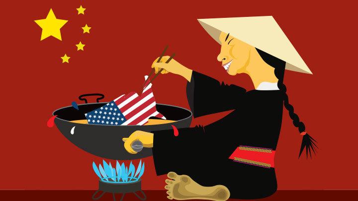 «Ответочка прилетела»: Китай нанёс страшный удар по экономике США
