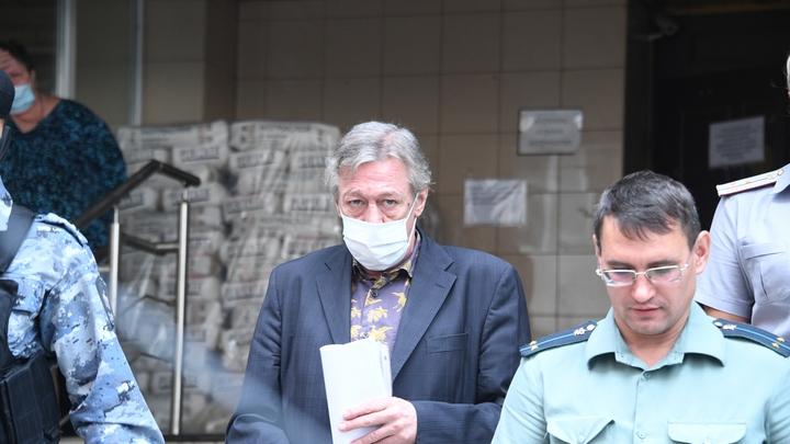 Жестокий урок: Раздавленный Ефремов попросил суд о помиловании