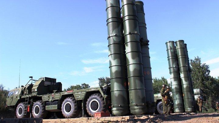 С-400 отразили нападение на Крым вражеских Су-24