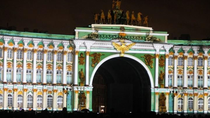 Санкт-Петербург готовится к наводнению