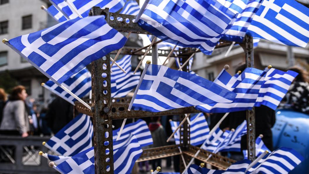 Греция решила зарабатывать на наркотиках