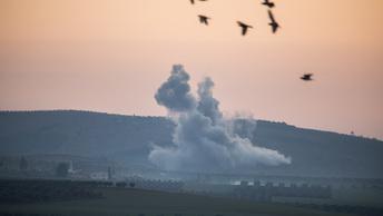 Анкара отчиталась о первых успехах в борьбе против курдов в Африне