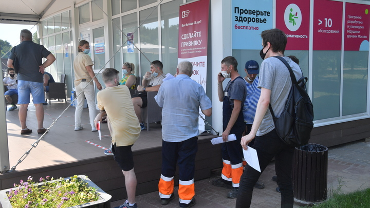 Коронавирус на Кубани на 4 августа: В санаториях открыли 14 пунктов вакцинации для туристов