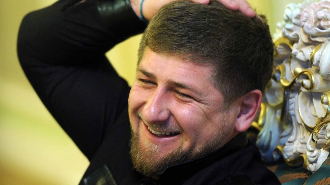 Кадыров вчесть Нового года прочел стихотворение