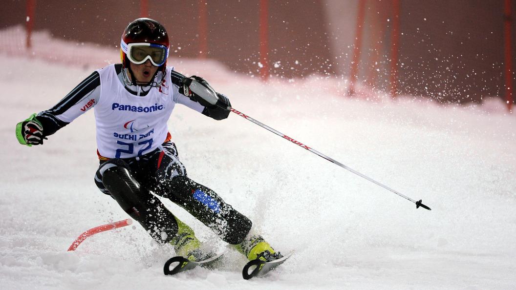 Украинские лыжники выиграли золото впоследний день Паралимпиады